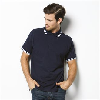 Collar Tipped Polo