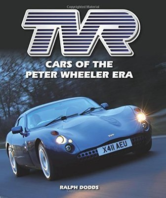 Cars of the Peter Wheeler Era - Ralph Dodds