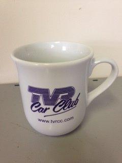 TVRCC Coffee Mug - Bell Shape