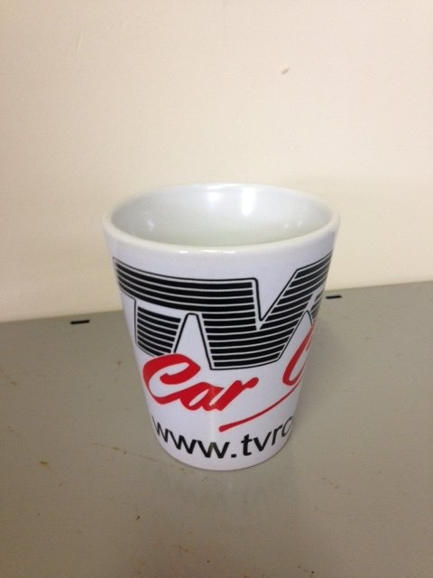 TVRCC Espresso Mug