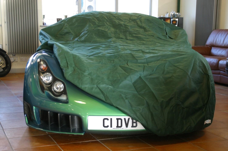 Supertex Indoor Car Cover - XL Sports
