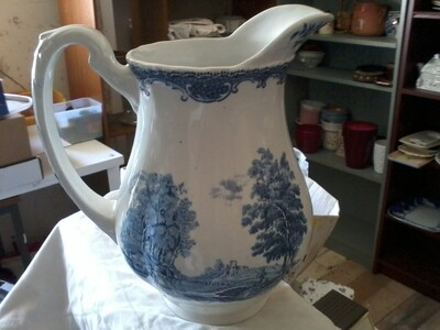 ROYAL TUDOR WATER PITCHER 1930s