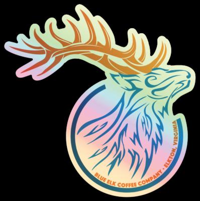Elk Head, Holographic