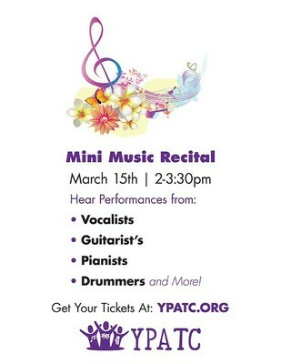 Mini Music Recital