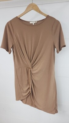 Laney Twist Tunic