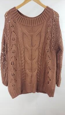 Madi Puff Sweater