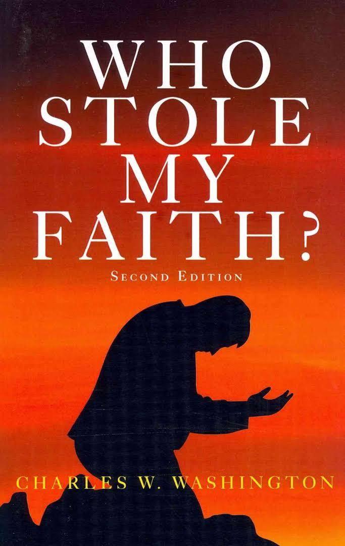 Who Stole My Faith? - Book
