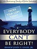 Everybody Can't Be Right! - Book