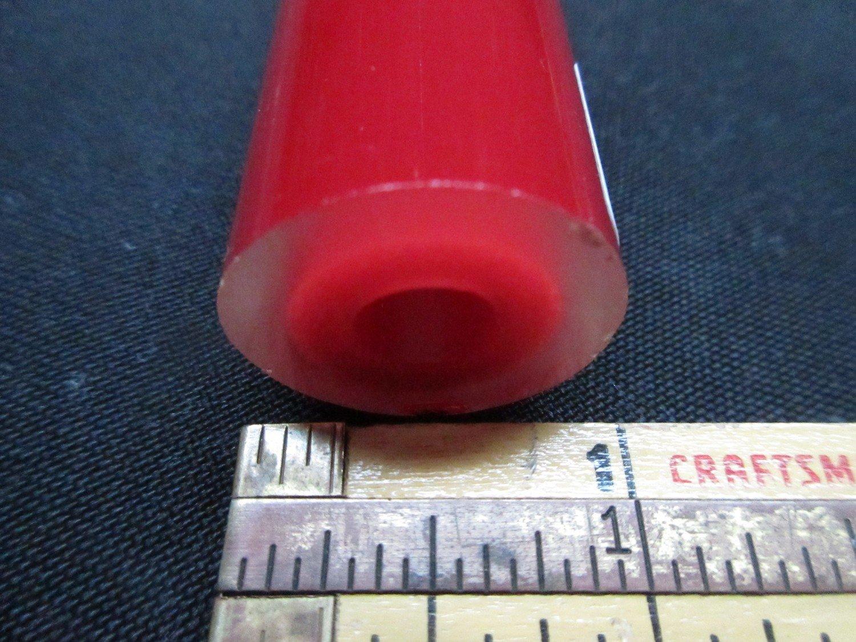 Pomegranate over Poppy Double Layer Boro Tubing (#2123 3.9oz  SECONDS)
