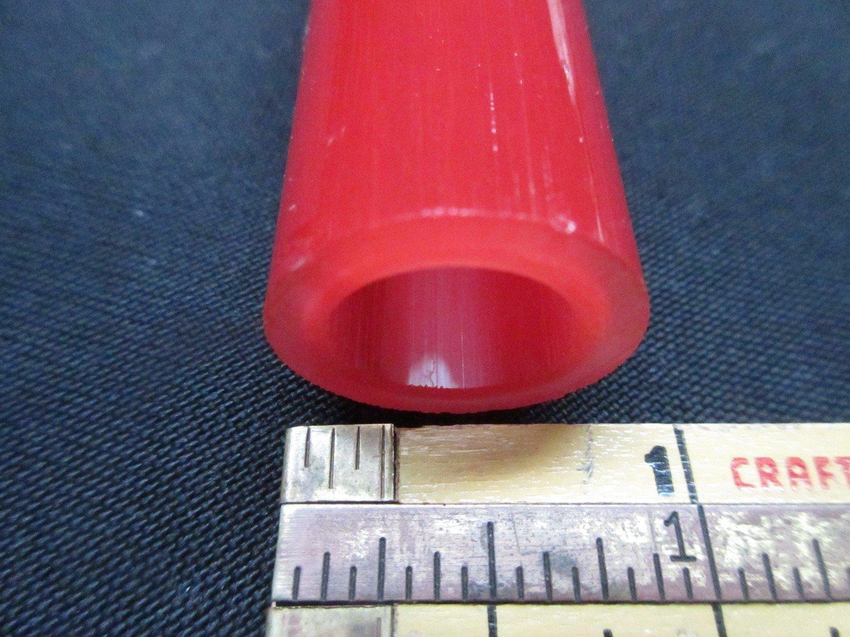 Pomegranate over Poppy Double Layer Boro Tubing (#2147 5.2oz  SECONDS)