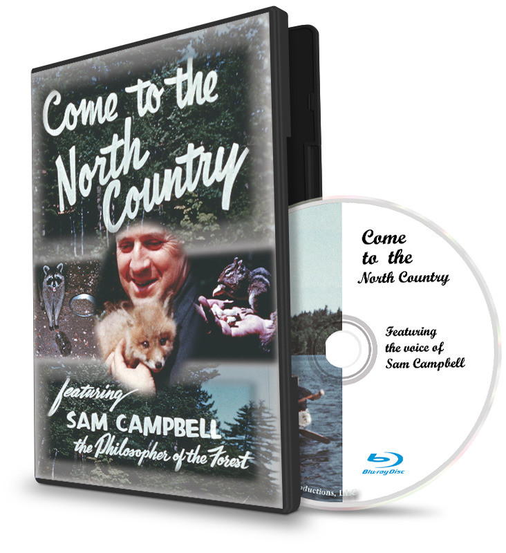 Come to the North Country - Blu-ray