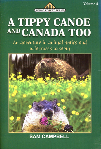 A Tippy Canoe and Canada Too (Paperback)