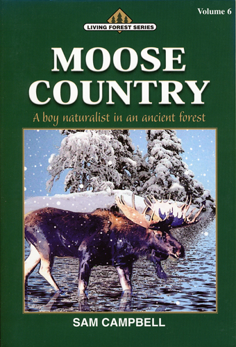 Moose Country (Paperback)