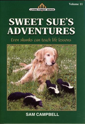 Sweet Sue's Adventures (paperback)