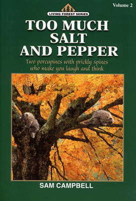 Too Much Salt and Pepper (paperback)