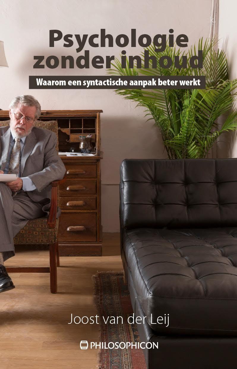 Psychologie zonder inhoud: waarom een syntactische aanpak beter werkt