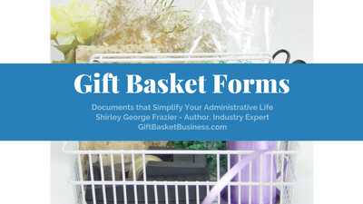 Gift Basket Forms