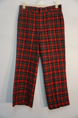 Pendleton Women's Plaid Trousers