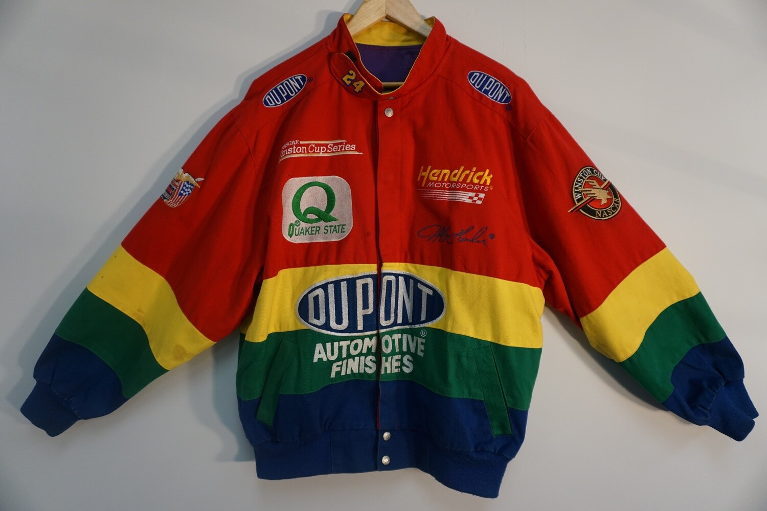 Men's Dupont Racing Jacket