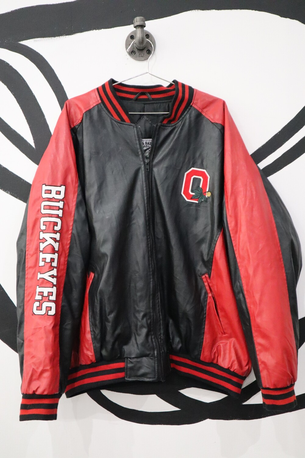 Ohio State Buckeys Heavy Jacket