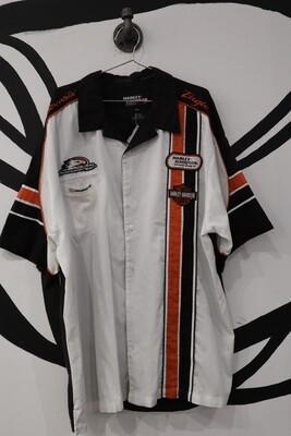 Harley Davidson Screamin' Eagle XXL Racing Shirt