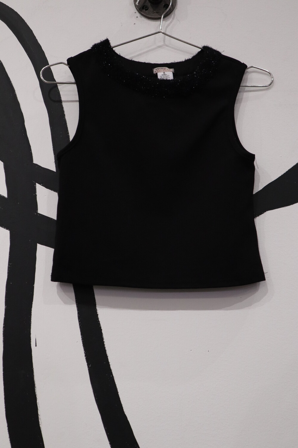 Stretchy Cropped Top