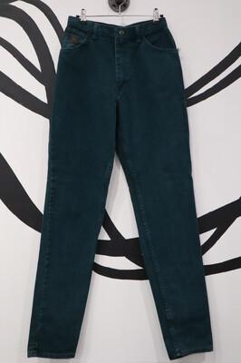 Green Wrangler Jeans