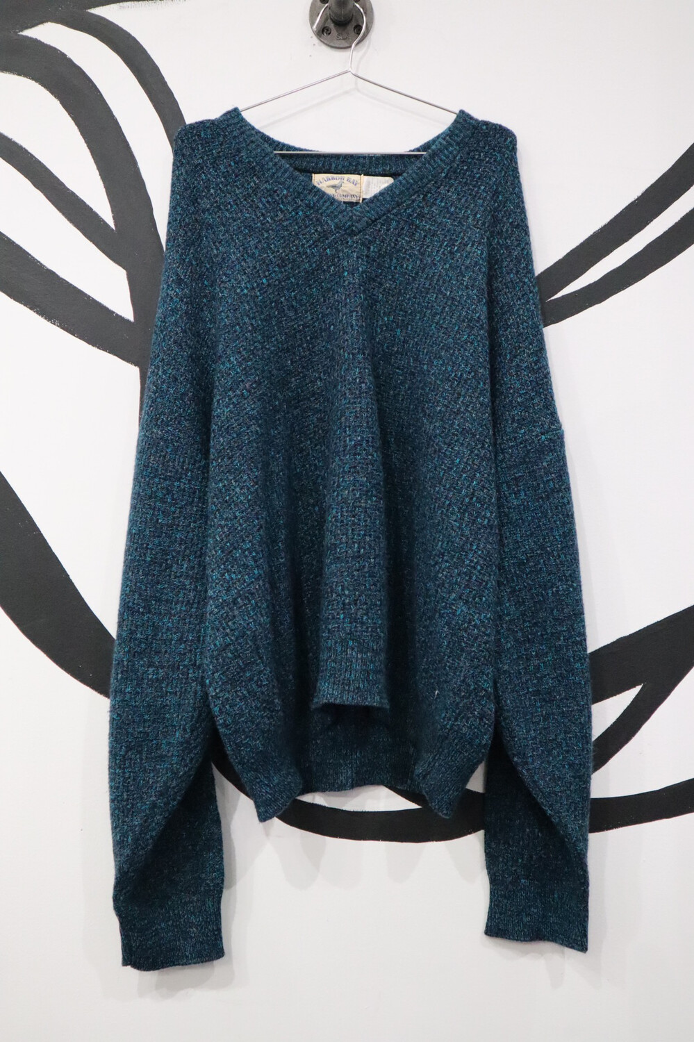 Knitted Harbor Bay Sweater