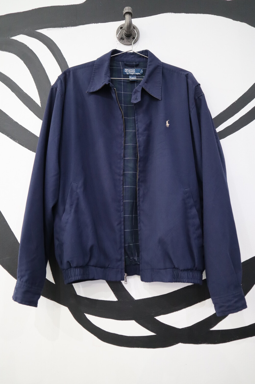 Lightweight Polo Jacket