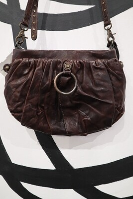Authentic Leather Frye Crossbody