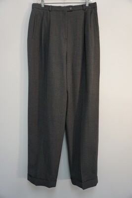 Evan-Picone Wool Pants