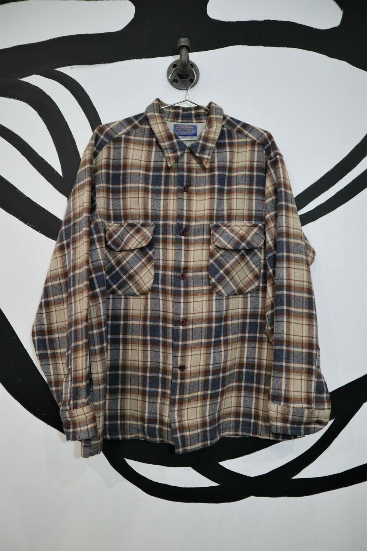 Pendleton Flannel Shirt - Men's XL