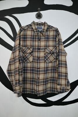 Pendleton Flannel Shirt - Men's XL