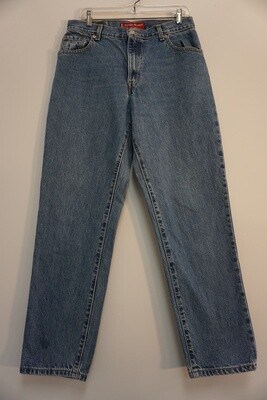 Levi 550 Relaxed Jean Size 12