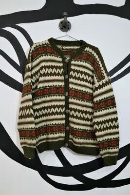 Rogaland Ullvarelag - Stavenger, Norway - Knit Sweater - Size M