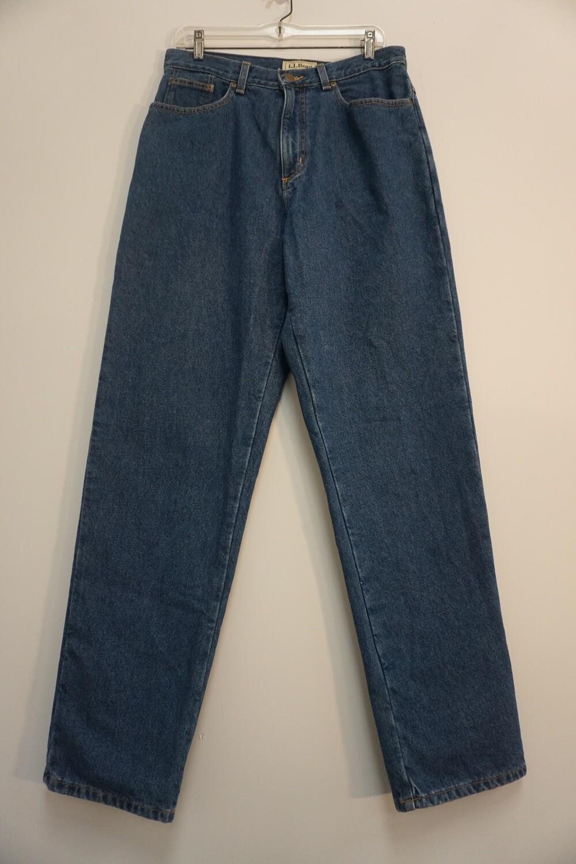 L L Bean Jeans