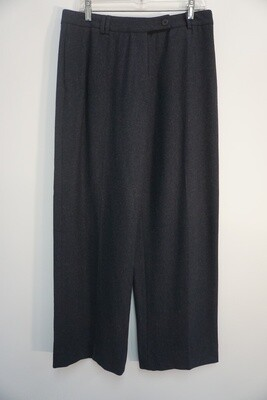 Burberry's Navy Blue Dress Pants
