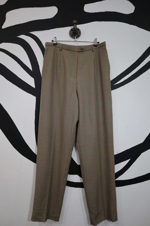100% Wool Pendleton Pants - Women's Size 12