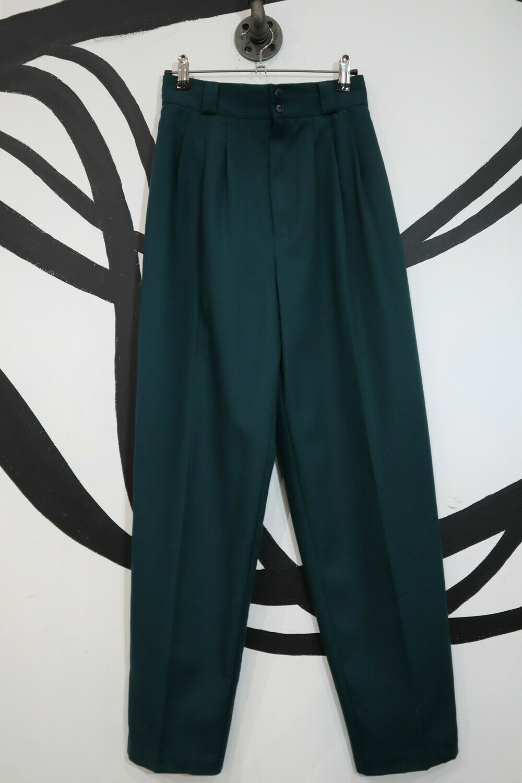 Deep Teal Pants - Women's Size 6