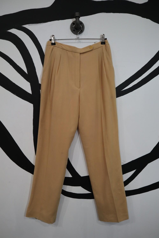 Honey Colored Slacks - Women's Size 4