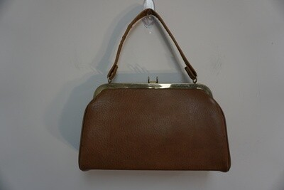 Vintage Faux Leather Purse