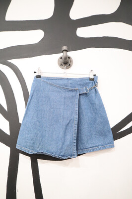 PSSST! Denim Skort - Women's XS