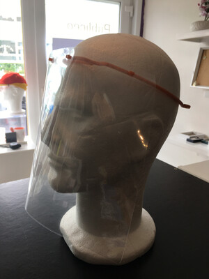 Visière 3D de protection covid-19