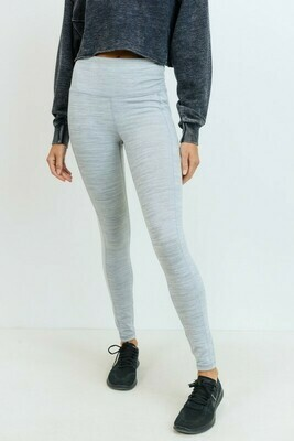 Melange Essential Highwaist Leggings