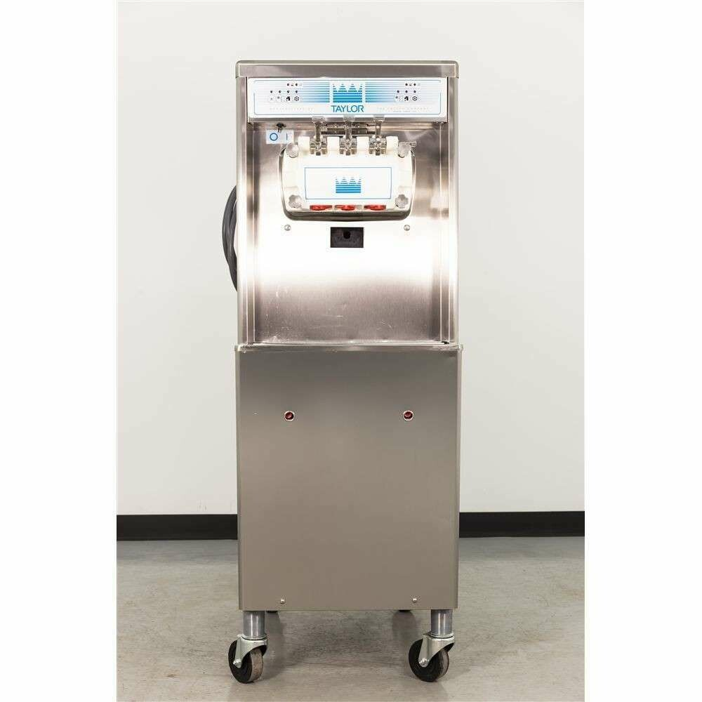 Top Quality. Branded. Platinum Certified. Used Soft Serve Machine. Two Flavors Plus Middle Twist. Reserve Your Machine Today. No Payment Needed At This Time. Rental and Lease Options Available.