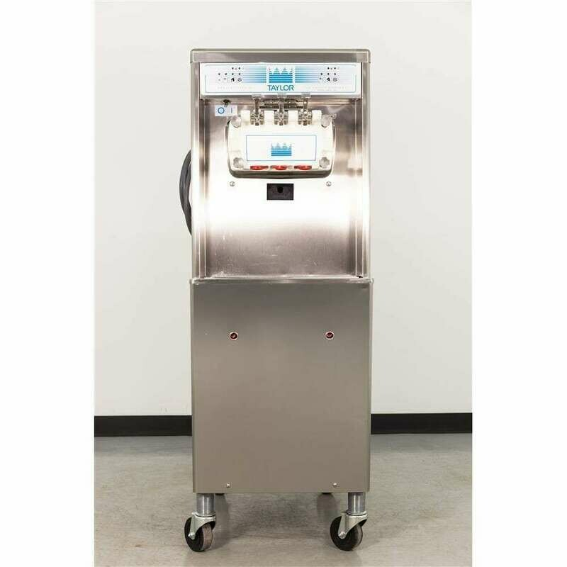 Top Quality. Branded. Platinum Certified. Used Soft Serve Machine. Two Flavors Plus Middle Twist. Reserve Your Machine Today. No Payment Needed At This Time.