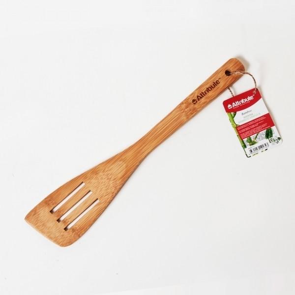 Лопатка с прорезями дерево Bamboo, арт. AGB111