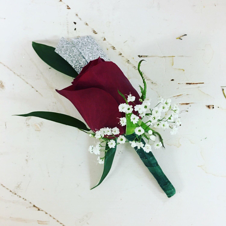 Single Rose Bout