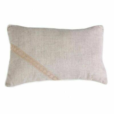 Pillow for sleeping with cedar shavings