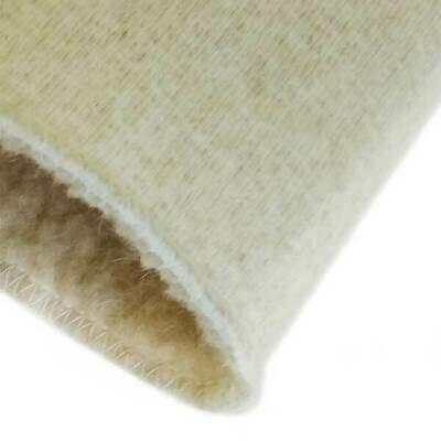 Fur knee pad - elbow pad